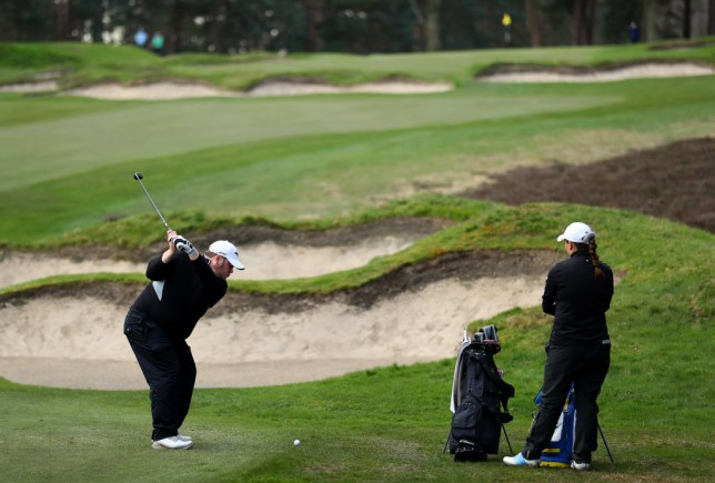Golf courses across England can reopen this week