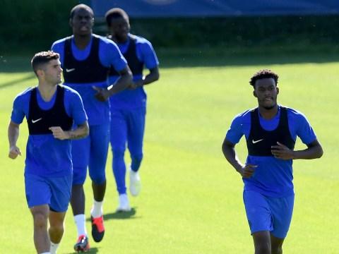 Callum Hudson-Odoi returns to Chelsea training despite arrest