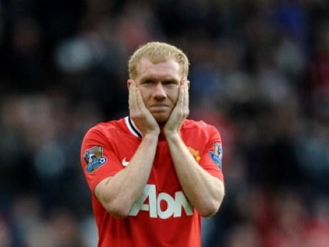 Man Utd legend Paul Scholes names the two Premier League opponents he hated facing