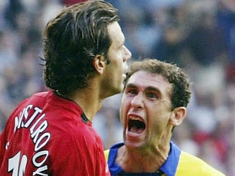 Martin Keown reveals his conversation with Arsene Wenger after infamous Ruud van Nistelrooy clash