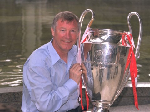 When Sir Alex Ferguson told his backroom staff Manchester United would win the Treble