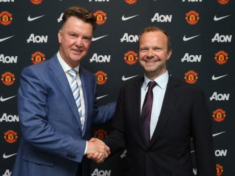 Louis van Gaal blames 'evil genius' Ed Woodward for his Man Utd sacking