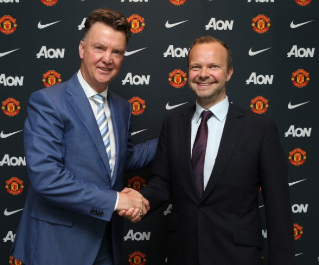 Louis Van Gaal Starts Role As Manchester United Manager
