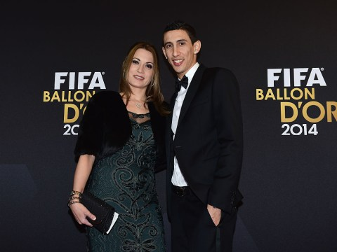 Gary Neville slams Angel Di Maria after wife's attack on 's**thole' Manchester
