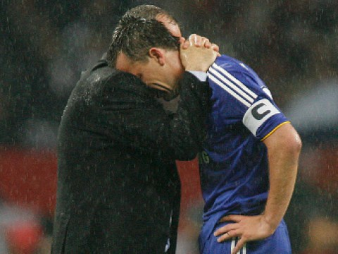 Avram Grant reveals what he told John Terry after penalty miss vs Man Utd in 2008 Champions League final