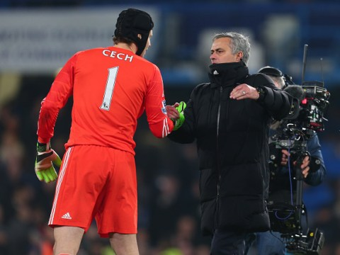 Petr Cech reveals how he reacted to Jose Mourinho decision which forced him to quit Chelsea