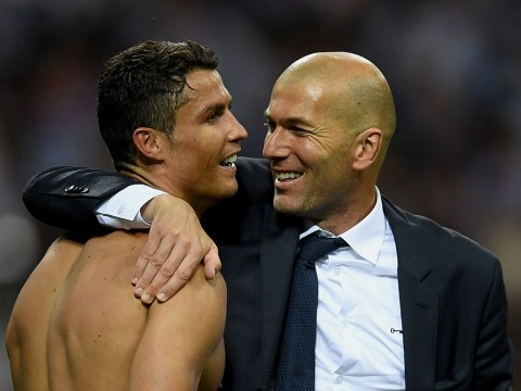 Zinedine Zidane wants 'dream' Real Madrid front three to finally replace Cristiano Ronaldo, Gareth Bale and Karim Benzema