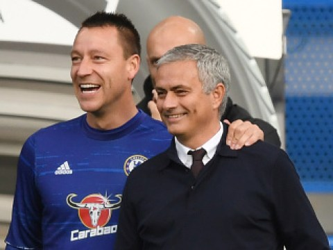 John Terry reveals Chelsea squad were in on Jose Mourinho's plans to flout UEFA suspension by hiding in a skip