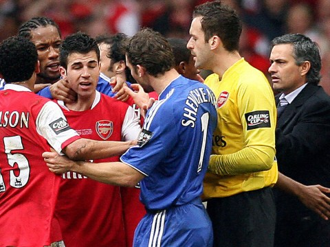 'I shouldn't say this': Cesc Fabregas speaks out on 'special' Arsenal-Chelsea fight