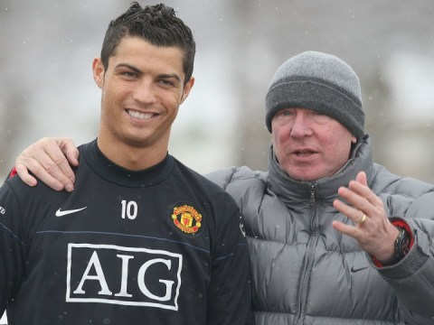 Sir Alex Ferguson told Wayne Rooney he was certain Cristiano Ronaldo would be a star at Manchester United