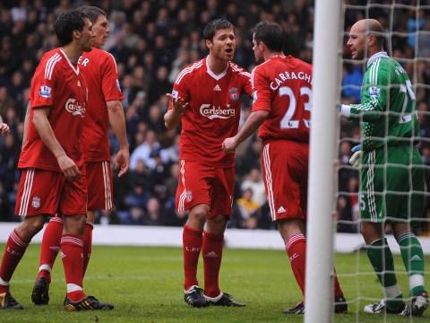 Jamie Carragher reveals he almost punched Alvaro Arbeloa during game as Liverpool legend defends Michael Jordan