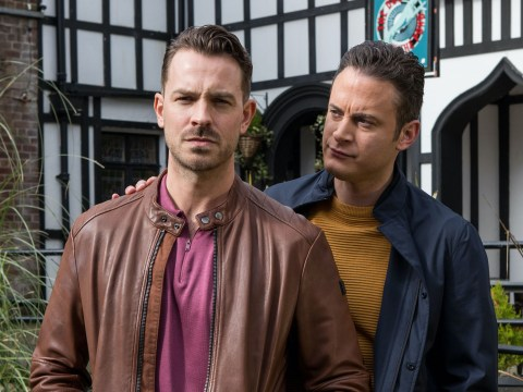 Hollyoaks spoilers: Darren Osborne opens up to Luke Morgan about his depression