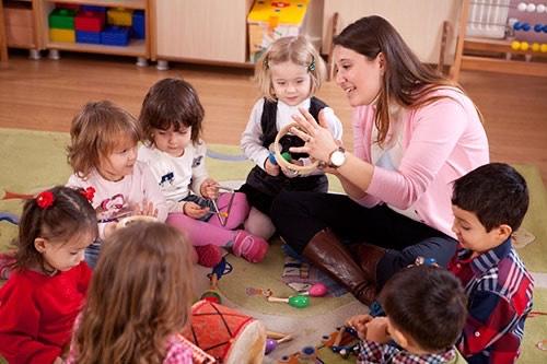 (Picture: The London Preschool)