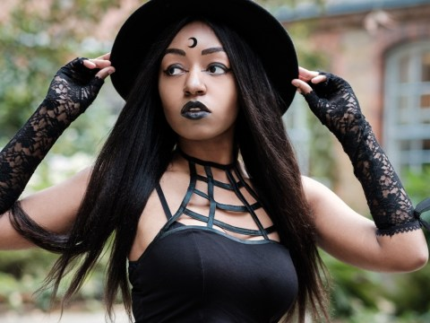 Even though we only dress in black, the goth movement is full of colour