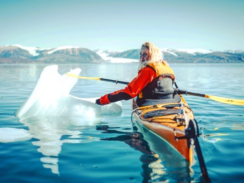 Strong Women: People only see me as a 'ditsy blonde' – not a fearless adventurer