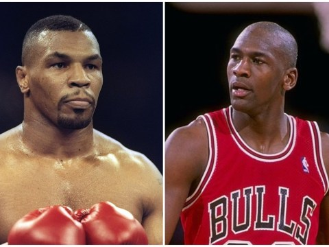 Mike Tyson threatened to beat up Michael Jordan at a birthday dinner