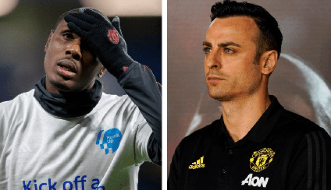 Manchester United could be set to lose striker Odion Ighalo this week