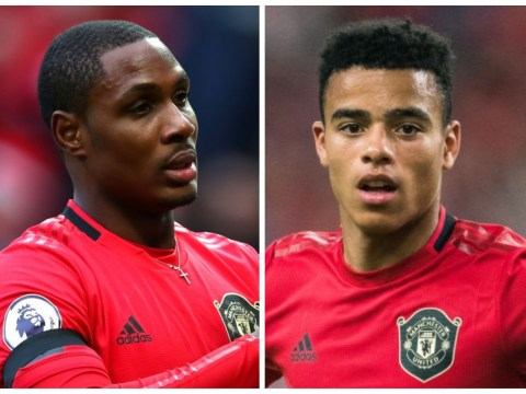 Odion Ighalo makes Mason Greenwood prediction for Manchester United fans