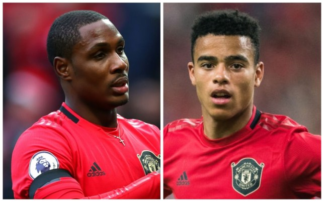Odion Ighalo predicts a bright future for Mason Greenwood at Manchester United