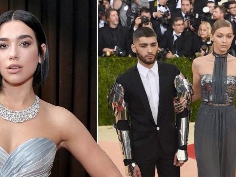 Dua Lipa 'very excited' to become an auntie as Gigi Hadid confirms pregnancy