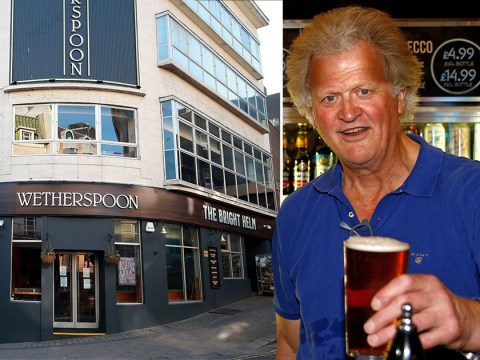 Government says Wetherspoons' plans to reopen in June could 'endanger' progress