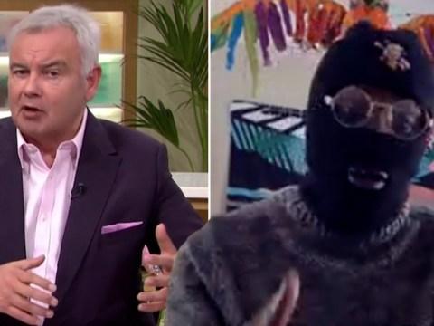 Masked rapper Drillminister hailed a 'hero' for blistering speech against relaxing coronavirus lockdown: 'We're at war'