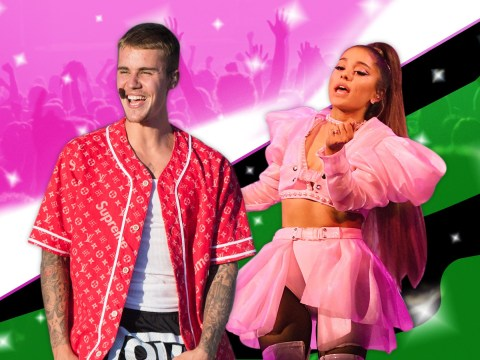 Justin Bieber and Ariana Grande team up for charity single Stuck With U to aid the children of frontline workers