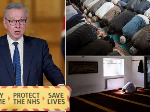 Michael Gove pays tribute to Muslims celebrating Ramadan 'without a loved one'