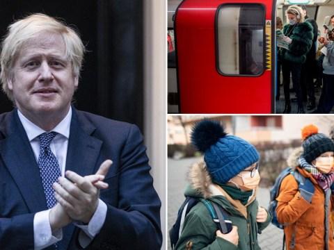 Boris Johnson to set out plan for leaving lockdown next week