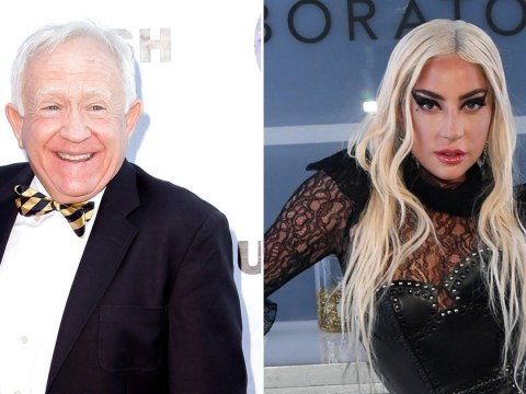 American Horror Story star Leslie Jordan says Lady Gaga 'rode him and howled like a wolf' on the set of Roanoke