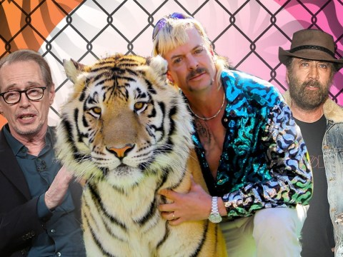 Who will join Nicolas Cage in new TV series about Tiger King's Joe Exotic?