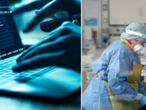 'Dangerous' hackers targeting healthcare bodies tackling coronavirus pandemic