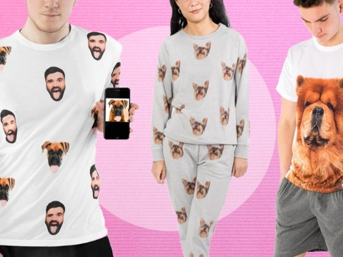 This company is printing your cat or dog's face on joggers and PJs