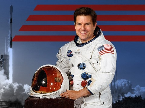 Tom Cruise confirmed to film movie in space and even Nasa admits it's 'ambitious'