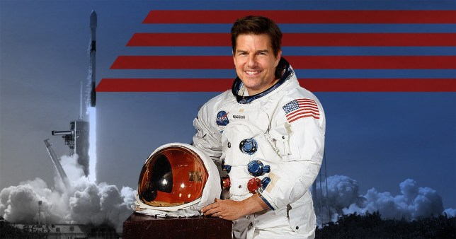 Tom Cruise space movie