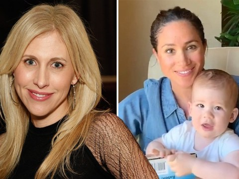 Author Emily Giffin denies 'racist undertones' as she brands Meghan Markle 'unmaternal and phony'