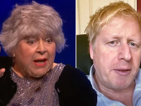 Miriam Margolyes sparks more than 200 Ofcom complaints after wishing death on Boris Johnson