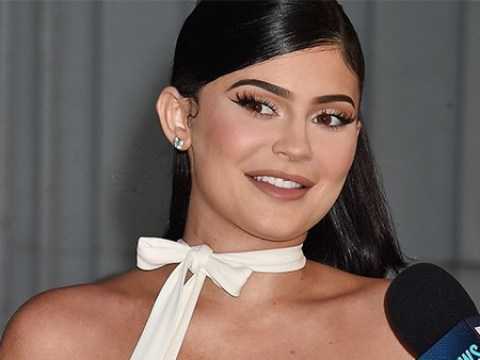 Kylie Jenner brilliantly trolls fans who were 'disturbed' by how she cut her Mother's Day cake