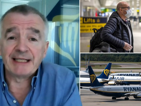 Ryanair boss says there 'won't be much difference' to flights as they restart in July
