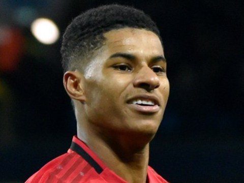 Marcus Rashford closing in on full fitness as Manchester United ramp up training plans