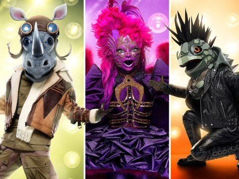 The Masked Singer US: Final four guesses for Night Angel, Frog, Rhino and Turtle