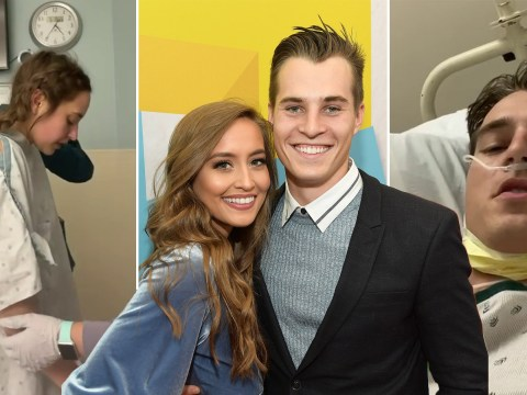 YouTubers Marcus and Kristin Johns hospitalised after 'hit-and-run accident'