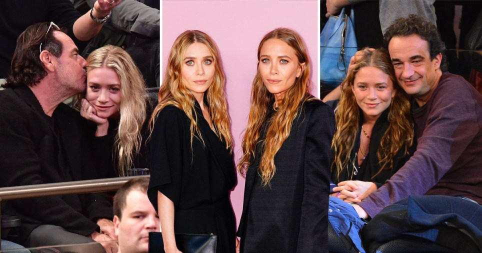 Love lives of the Olsen twins