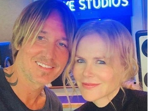 Keith Urban reveals wife Nicole Kidman has broken her ankle  in lockdown: 'She's a trooper'