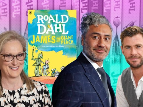 Taika Waititi enlists help of Meryl Streep, Ryan Reynolds and Chris Hemsworth to retell Roald Dahl classic in new YouTube series