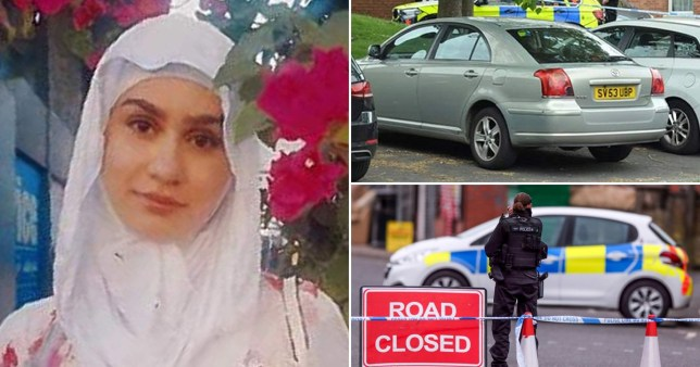 Aya Hachem, 19, was killed in Blackburn in a drive-by shooting.