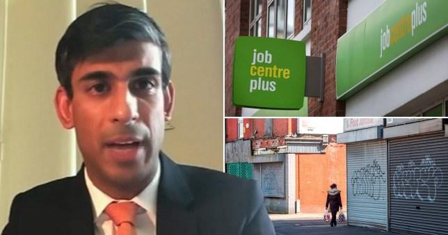 Rishi Sunak warns of recession and says economy 'won't bounce back' from coronavirus crisis