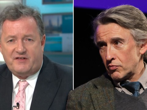 Piers Morgan tears into Steve Coogan for 'furloughing staff at £4million mansion': 'Worse than Victoria Beckham'