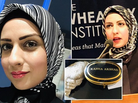 Muslim woman becomes one of the first hijab-wearing judges in UK