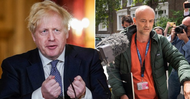 Boris Johnson said Dominic Cummings was right to travel to Durham.